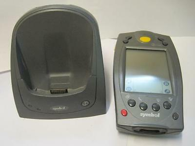 SYMBOL SPT1846-TKG804US PALM 8MB SPT 1846 with dock, very good condition
