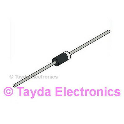 50 x 1N5822 SCHOTTKY DIODE 3A 40V - FREE SHIPPING