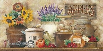 Art Print, Framed or Plaque by Ed Wargo - Antique Kitchen - ED195