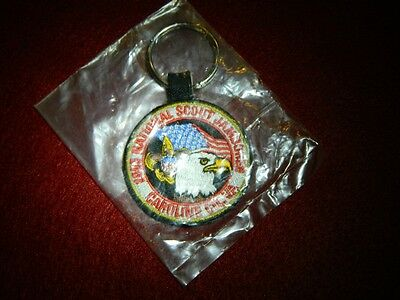 2005 National Scout Jamboree Embroidered Key Fob