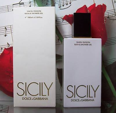 Sicily Shower Gel 6.7 Fl. Oz. By Dolce & Gabbana