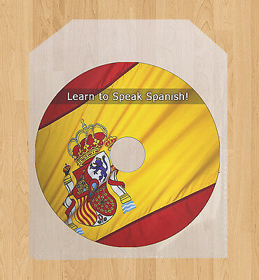 Learn how to speak the Spanish language course, hours tutorial talk lessons CD