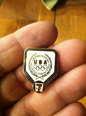 USA OLYMPIC COMMITTEE 7-11 ELEVEN PIN