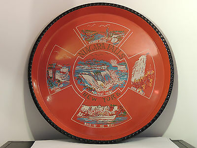 Niagara Falls Serving Tray over 12 inches wide (3607)