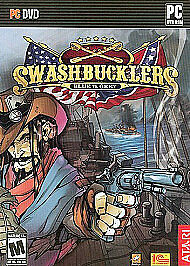 Swashbucklers: Blue vs. Grey  (PC, 2007) Life on the high seas...