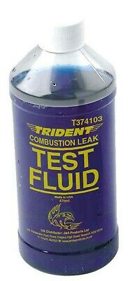 Trident T374103 BT600 450ml replacement test fluid for block tester T374100
