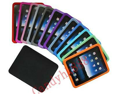 1 pc Silicone Skin Case Cover For Apple iPad 1 1st Generation