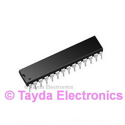 1 x MCP23017 16-Bit I/O Expander with I2C Interface IC - FREE SHIPPING