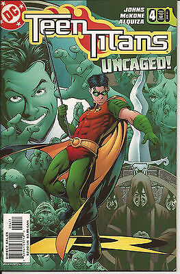Teen Titans # 4 * Near Mint *