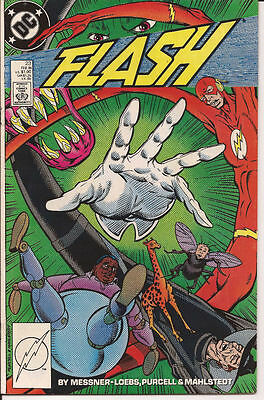 FLASH # 23 * NEAR MINT * 1980s Series