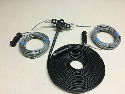 G5RV Full Size 102 Feet Superior Poly Weave Wire Antenna / Aerial