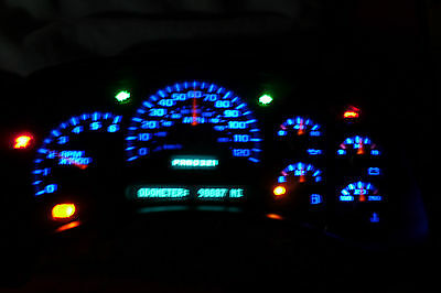 2003-06 ESCALADE SPEEDOMETER 10 BLUE LED UPGRADE KIT