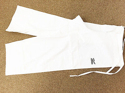 Mizuno JAPAN Judo gi YUSHO model Judogi wear White only Pants 22JP5A7201