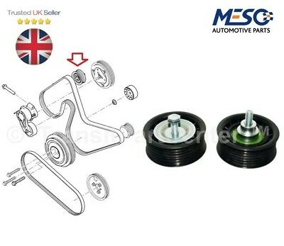 Belt Pulley Ford Transit Citroen Relay Fiat Ducato Peugeot Boxer 2.2 2006 Onward