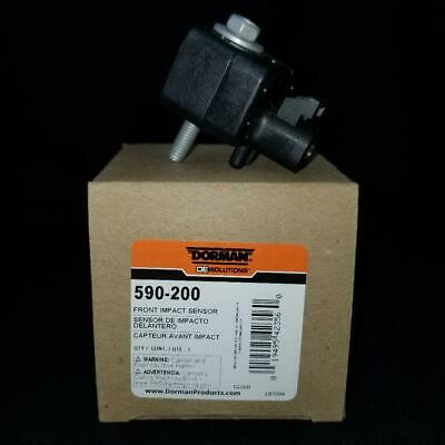 *** NEW VERSION***  DORMAN 590-200 Front Impact Air Bag Sensor LIFETIME WARRANTY