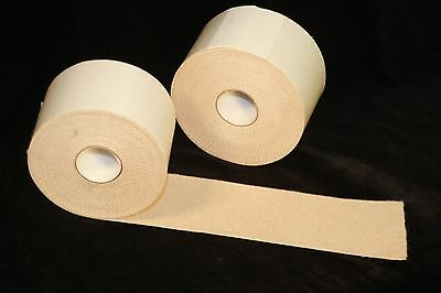 "1 Roll of 2"" x 5 yd Andover Moleskin Adhesive Felt Tape"