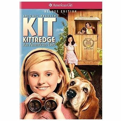 Kit Kittredge: An American Girl (Deluxe Edition) Abigail Breslin; Stanley Tucci