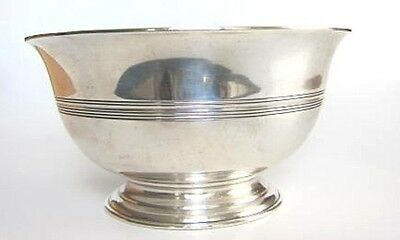 Antique Sterling Silver TIFFANY Bowl,6 Inches wide,9.725 troy ounces