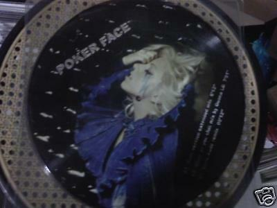Lady Gaga - POKER FACE - MIX  Picture DISC  Nuovo MINT