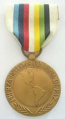 Commemorative O.a.s Medal