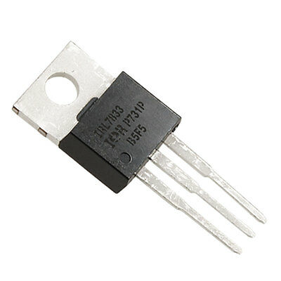 3 Pcs IRL7833 N Channel Power MOSFET 200A 33V TO-220AB