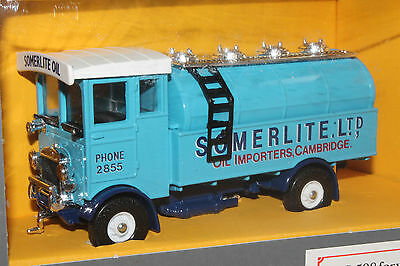 Corgi Classics AEC 5 Ton Cabover, Somerlite Ltd, Oil Truck,  New in Box
