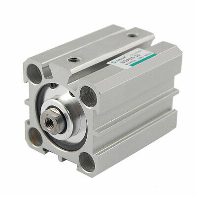 25mm Bore 30mm Stroke Double Action Pneumatic Actuator Air Cylinder