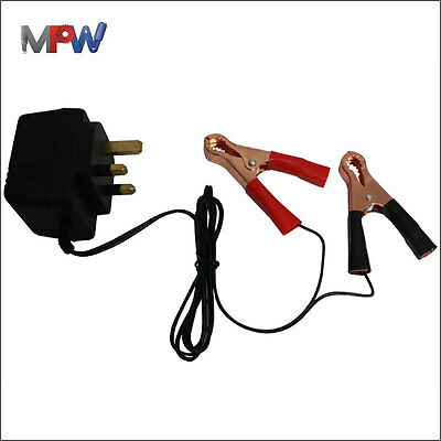 Trickle Charger 400MA for 12V Batteries