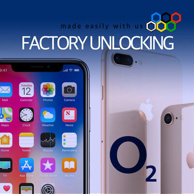 SUPER FAST UNLOCKING O2 Tesco UK iPhone XR XS MAX X 8 7 SE 6S 6 Official Unlock