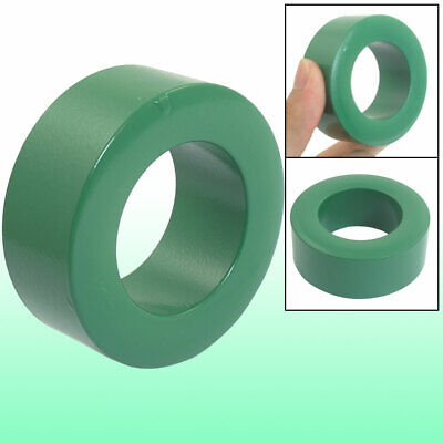 """2.5"""" Outside Dia Iron Magnetism Ferrite Ring Core Green"""