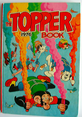 Classic Uk Annual - The Topper Book 1976 - Beryl The Peril, Sir Laughalot