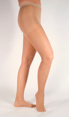 Sheer Moderate Support Pantyhose 15-20mmHg Compression