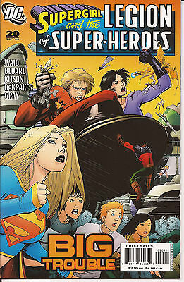 Supergirl And The Legion Of Super-Heroes # 20 * Near Mint *
