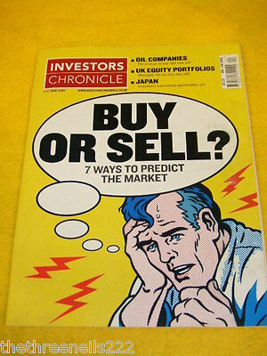 Investors Chronicle - 7 Ways To Predict The Market - June 11 2004