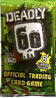 Deadly 60 Booster pack New & sealed