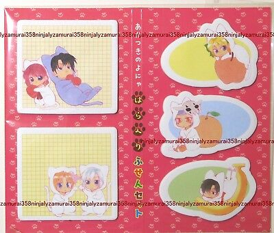 Akatsuki no Yona Post-it sticker promo anime official