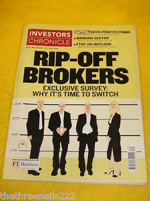 Investors Chronicle - With-Profits Funds - July 25 2003