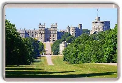 Windsor Castle Fridge Magnet