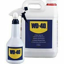 WD40 WD40 5L Car Maintenance Maintenance Penetrating GREASE LUBRICANT WD40 5LT 4
