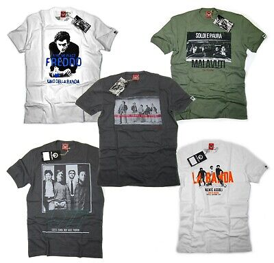 T-Shirt Joe Rivetto - Serie Limitata Romanzo Criminale 1, Serie Limitata
