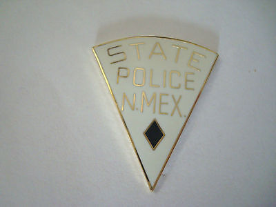NEW MEXICO state  police mini patch HAT PIN