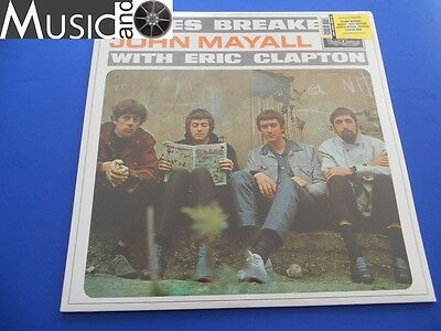 John Mayall with Eric Clapton - Blues breakers - LP S/S
