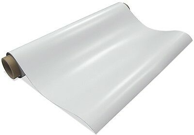 """Blank Magnetic Sign Sheet 30 Mil. 24"""" width x50 Ft ROLL- Master Magnetic Brand"""