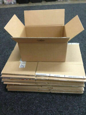 20 Used Double Wall Cardboard Boxes house moving removal packing storage