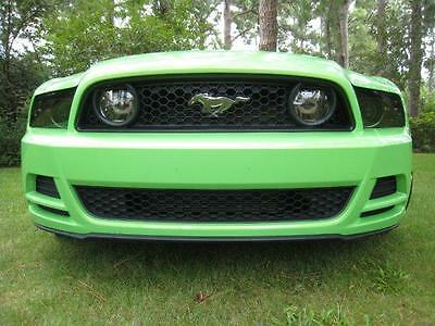 2013/2014 Mustang GT [F] Tint Kit - Front - Head Lights/Front Markers/Fog Lights