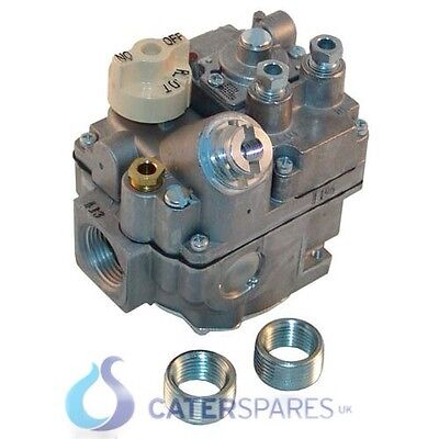 """Bgor Robert Shaw Nat Gas Valve 7000 Bgor For Catering Gas Fryer Next Day 3/4"""""""