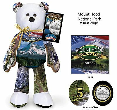 National Park Coin bears by Limited Treasures 1st 12 Parks bears available