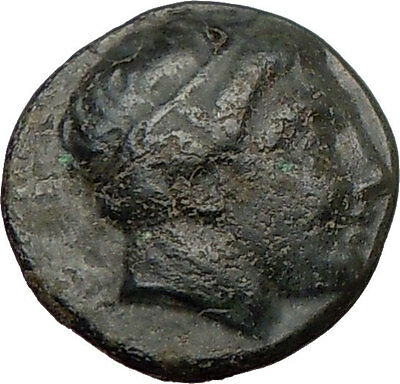 Philip II Alexander the Great Dad OLYMPIC GAMES Ancient Greek Coin Horse i21950