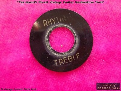 Vintage 1959 Gibson LES PAUL CUSTOM Switch Ring Poker Chip Special 1960