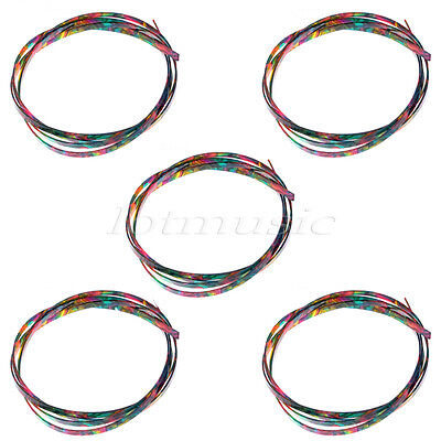 5PCS Celluloid Guitar Body Project Binding Purfling 1650x10mm Widex 1.5mm Thick